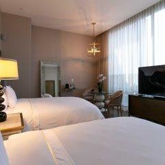 Отель Marquis Sky Suites Мехико комната для гостей фото 4