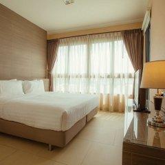 Отель Zire Wongamart B1502 Паттайя комната для гостей фото 2