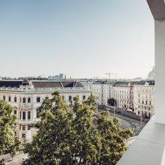 Отель Grand Ferdinand Вена балкон