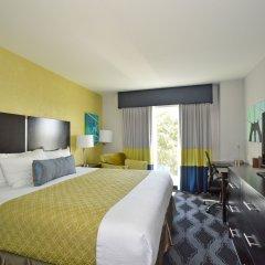 Отель Best Western Plus LaGuardia Airport Hotel Queens США, Нью-Йорк - отзывы, цены и фото номеров - забронировать отель Best Western Plus LaGuardia Airport Hotel Queens онлайн комната для гостей фото 2