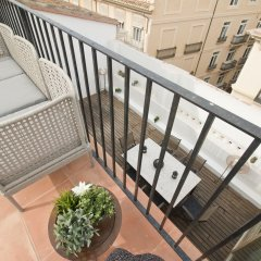 Отель Trinitarios Apartment Испания, Валенсия - отзывы, цены и фото номеров - забронировать отель Trinitarios Apartment онлайн балкон