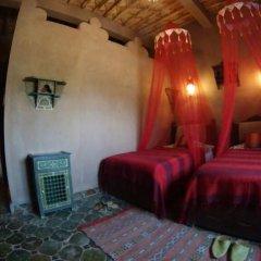 Отель Le Sauvage Noble Марокко, Загора - отзывы, цены и фото номеров - забронировать отель Le Sauvage Noble онлайн комната для гостей фото 3