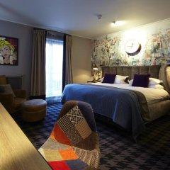 Отель Malmaison Glasgow 4* Стандартный номер фото 9