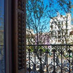 Отель MIAU Мадрид балкон