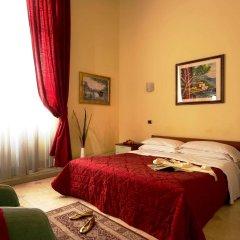 Отель ESPOSIZIONE Рим комната для гостей