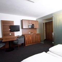 Отель Pension am Kurpark Австрия, Вена - отзывы, цены и фото номеров - забронировать отель Pension am Kurpark онлайн удобства в номере фото 2