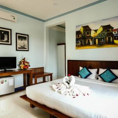 Отель Hoi An Holiday Villa комната для гостей фото 5