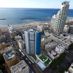 Отель Metropolitan Suites Тель-Авив пляж фото 2