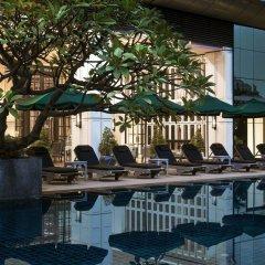 Отель Le Royal Meridien, Plaza Athenee Bangkok бассейн фото 2