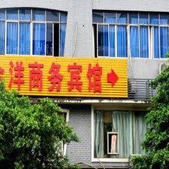 Jinyang Hotel вид на фасад