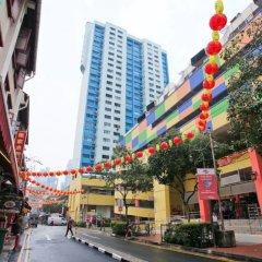CUBE Boutique Capsule Hotel @ Chinatown Сингапур фото 3