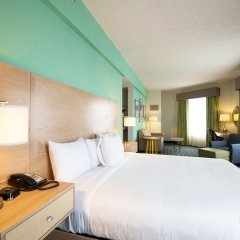 Отель Portofino Hotel, an Ascend Hotel Collection Member США, Виксбург - отзывы, цены и фото номеров - забронировать отель Portofino Hotel, an Ascend Hotel Collection Member онлайн комната для гостей фото 5