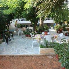 Отель Veggie Garden Athens B&B питание