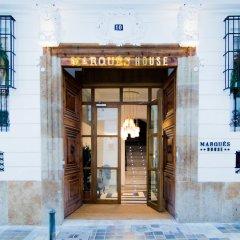 Отель Marques House Испания, Валенсия - отзывы, цены и фото номеров - забронировать отель Marques House онлайн вид на фасад