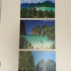 Отель Pro Chill Krabi Guesthouse Таиланд, Краби - отзывы, цены и фото номеров - забронировать отель Pro Chill Krabi Guesthouse онлайн балкон
