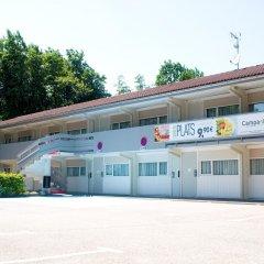 Отель Campanile Annecy - Cran Gevrier парковка