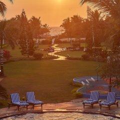 Отель Royal Orchid Beach Resort & Spa Гоа пляж