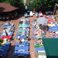 Отель Blue Lagoon Otel Мармарис детские мероприятия