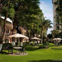 Hotel Malibu Гвадалахара помещение для мероприятий