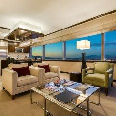 Отель Luxury Suites International by Vdara США, Лас-Вегас - отзывы, цены и фото номеров - забронировать отель Luxury Suites International by Vdara онлайн интерьер отеля фото 3