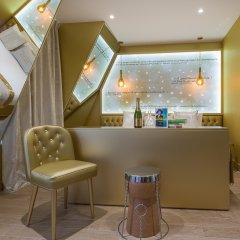Отель Les Bulles De Paris Франция, Париж - 1 отзыв об отеле, цены и фото номеров - забронировать отель Les Bulles De Paris онлайн спа