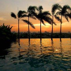 Отель Bansabai Hostelling International Таиланд, Бангкок - 1 отзыв об отеле, цены и фото номеров - забронировать отель Bansabai Hostelling International онлайн бассейн фото 3