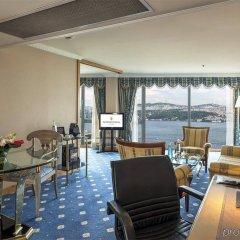 Отель InterContinental Istanbul Стамбул питание фото 3