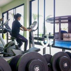 Отель Samui Resotel And Spa Самуи фитнесс-зал фото 2