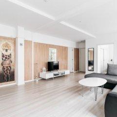 Отель 120m2 Apartment in Nyhavn Дания, Копенгаген - отзывы, цены и фото номеров - забронировать отель 120m2 Apartment in Nyhavn онлайн комната для гостей фото 3