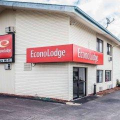 Отель Econo Lodge Saint Louis США, Сент-Луис - отзывы, цены и фото номеров - забронировать отель Econo Lodge Saint Louis онлайн парковка