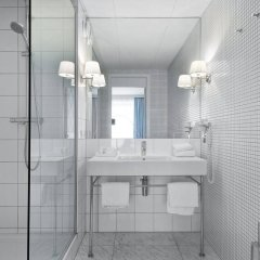 Отель PREMIER SUITES PLUS Antwerp ванная