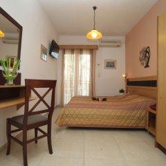 Отель Sarantis Hotel Греция, Ханиотис - отзывы, цены и фото номеров - забронировать отель Sarantis Hotel онлайн комната для гостей