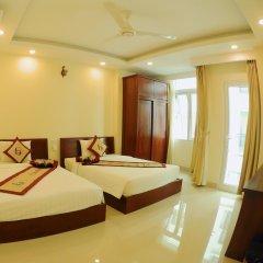 Отель Ngoc Hien Hotel Nha Trang Вьетнам, Нячанг - отзывы, цены и фото номеров - забронировать отель Ngoc Hien Hotel Nha Trang онлайн комната для гостей фото 2