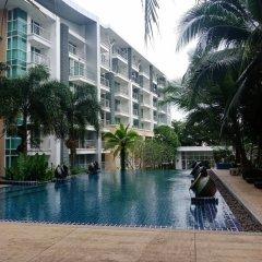 Отель The Royal Place бассейн фото 2
