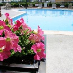 Отель Best Western Center Inn США, Вирджиния-Бич - отзывы, цены и фото номеров - забронировать отель Best Western Center Inn онлайн бассейн фото 2