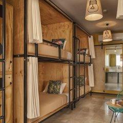 Отель Mayan Monkey Los Cabos - Hostel - Adults Only Мексика, Золотая зона Марина - отзывы, цены и фото номеров - забронировать отель Mayan Monkey Los Cabos - Hostel - Adults Only онлайн развлечения