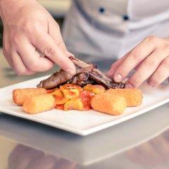 Отель Mercure Salzburg Central Австрия, Зальцбург - 3 отзыва об отеле, цены и фото номеров - забронировать отель Mercure Salzburg Central онлайн питание фото 2