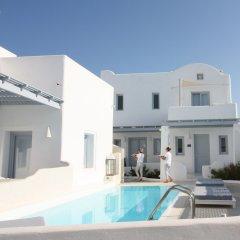 Отель Palmariva Villas Греция, Остров Санторини - отзывы, цены и фото номеров - забронировать отель Palmariva Villas онлайн бассейн