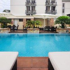 BON Hotel Abuja бассейн фото 3