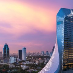 Отель Royal Ivory Sukhumvit Nana By Compass Hospitality Бангкок балкон