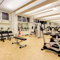 Galileo Hotel фитнесс-зал