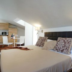 Апартаменты Navona Luxury Apartments комната для гостей фото 11