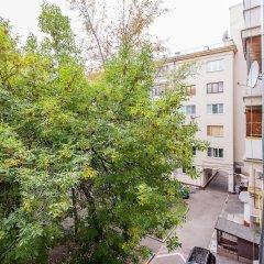 Апартаменты GM Apartment Krasnaya Presnya 9 балкон