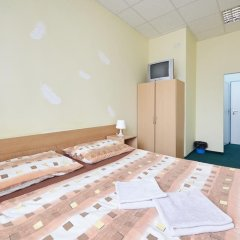 Hostel Kolbenka Прага комната для гостей фото 5