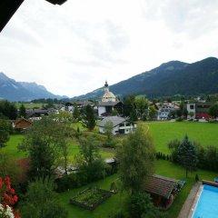 Отель Tyrol Австрия, Зёлль - отзывы, цены и фото номеров - забронировать отель Tyrol онлайн балкон