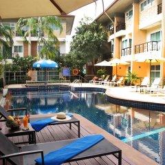 Отель Wonderful Pool house at Kata с домашними животными