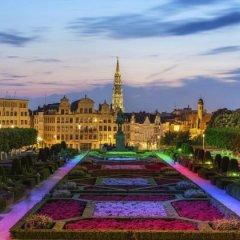 Отель Aristote Бельгия, Брюссель - отзывы, цены и фото номеров - забронировать отель Aristote онлайн фото 2
