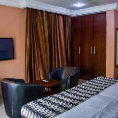 Отель Chaka Resort & Extension комната для гостей фото 4