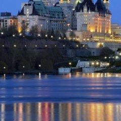 Отель Fairmont Chateau Laurier Канада, Оттава - отзывы, цены и фото номеров - забронировать отель Fairmont Chateau Laurier онлайн приотельная территория фото 2