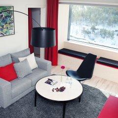 Отель Park Inn by Radisson Stockholm Hammarby Sjöstad комната для гостей фото 4